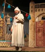 Sogar eine Privataufführung im Theater von Bukhara ist möglich
