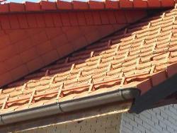 vorsicht dachlawinen aluminium