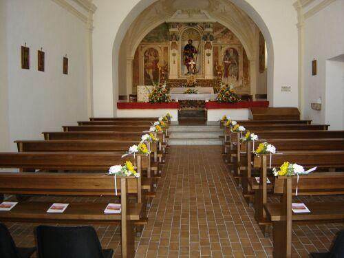Chiesa San Rocco, Lôro